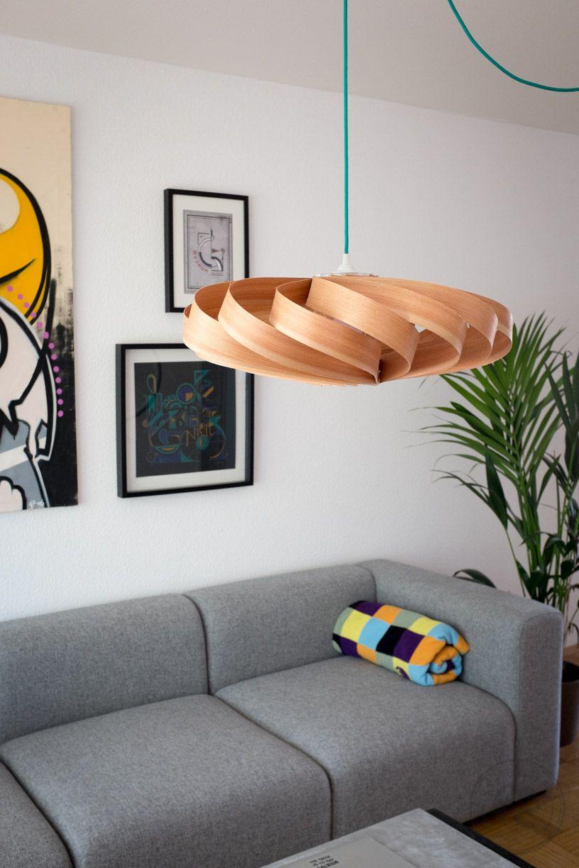 geraumiges wohnzimmer lampe selber bauen inserat abbild der dbdcbbfbea