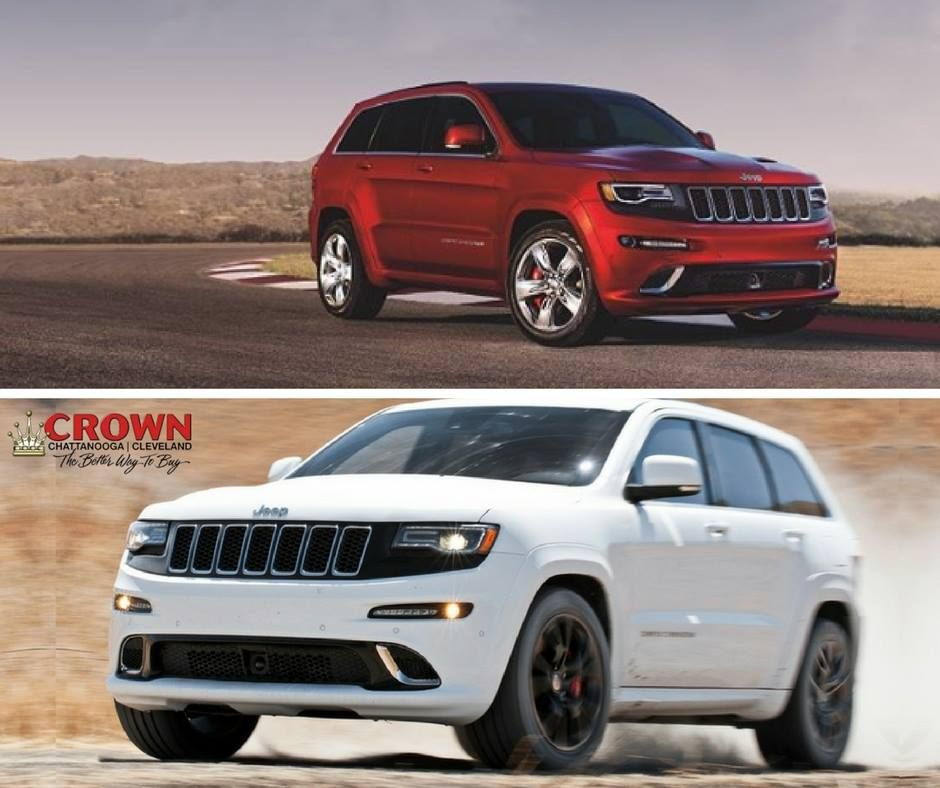 The Jeep Grandcherokee Srt Feels At Home On The Track Or On The Trail Which Do You Prefer Jeep Car Dealer New Dodge
