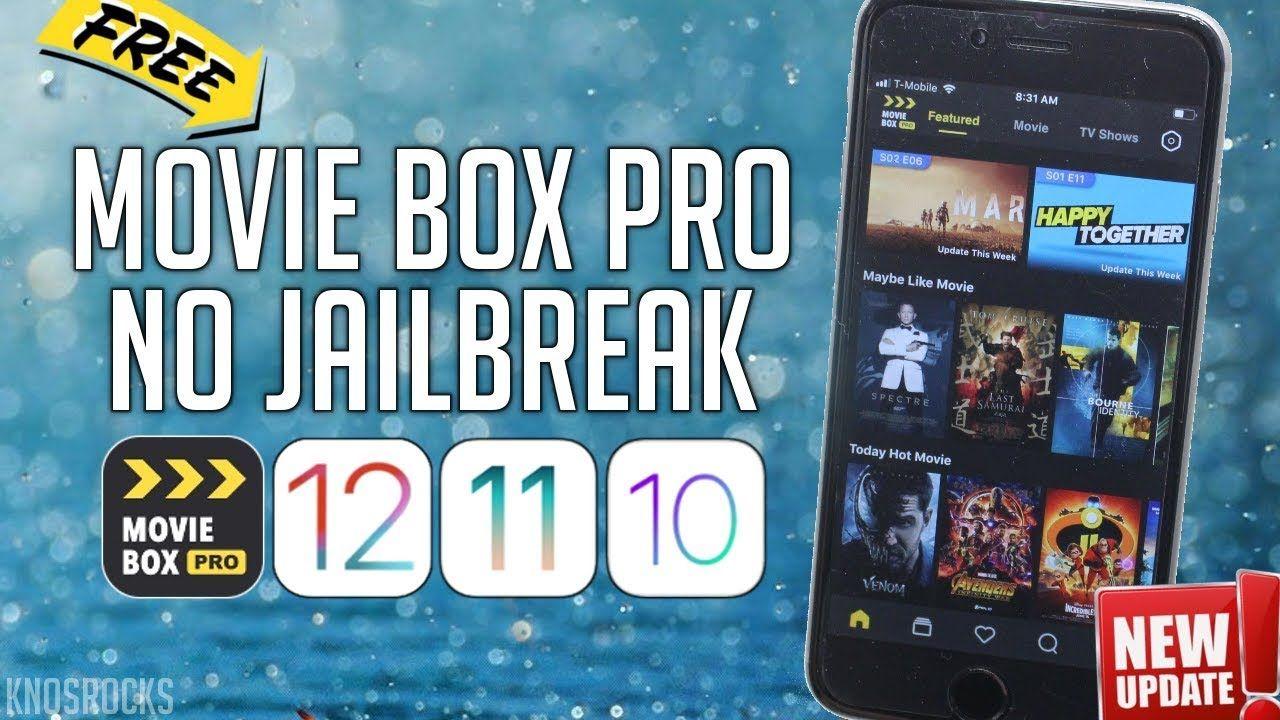 NEW!! Get Movie Box Pro Hacked & FREE iOS 12 1 2 - 12 / 11