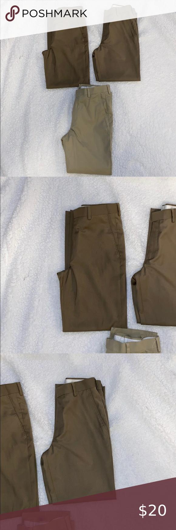 Three Lauren Ralph Lauren Boys Dress Pants Lauren