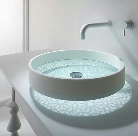 Beautiful bathroom sink design
