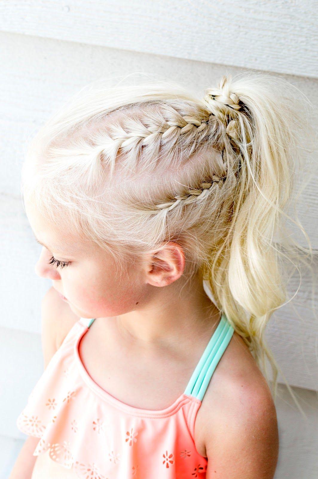 Diy Hair Hairstyle Style Idea Braid French Fishtail Blonde