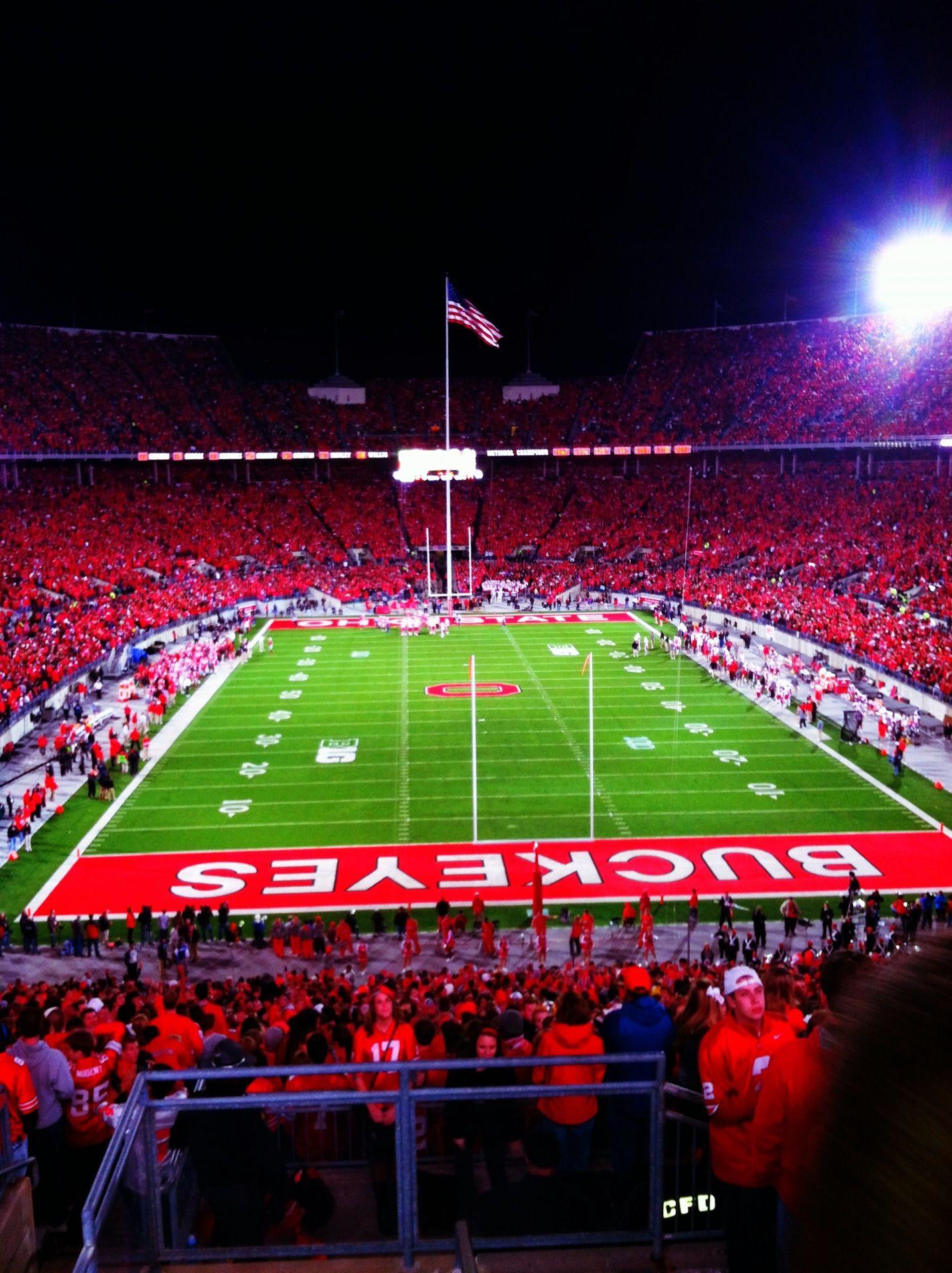 The Ohio State University Ohio Stadium Ohio State Ohio