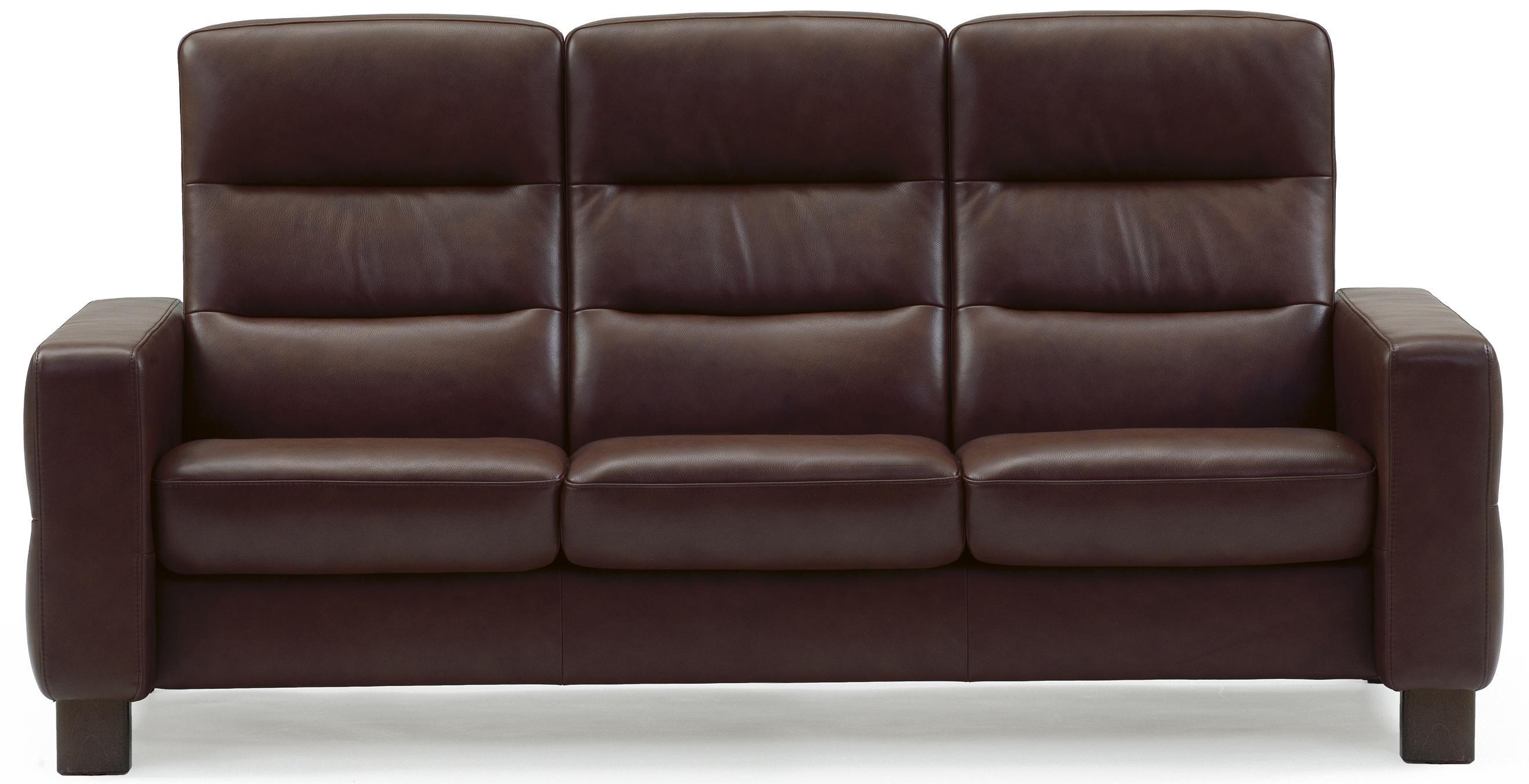 Marvelous Wave High Back Reclining Sofa By Stressless Love Your Creativecarmelina Interior Chair Design Creativecarmelinacom