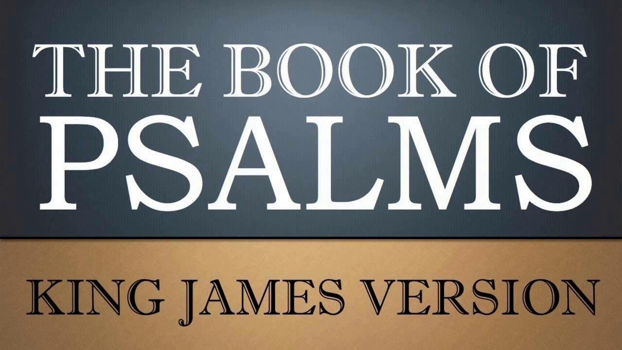 The Book of Psalms - KJV - by Alexander Scourby (HQ, no