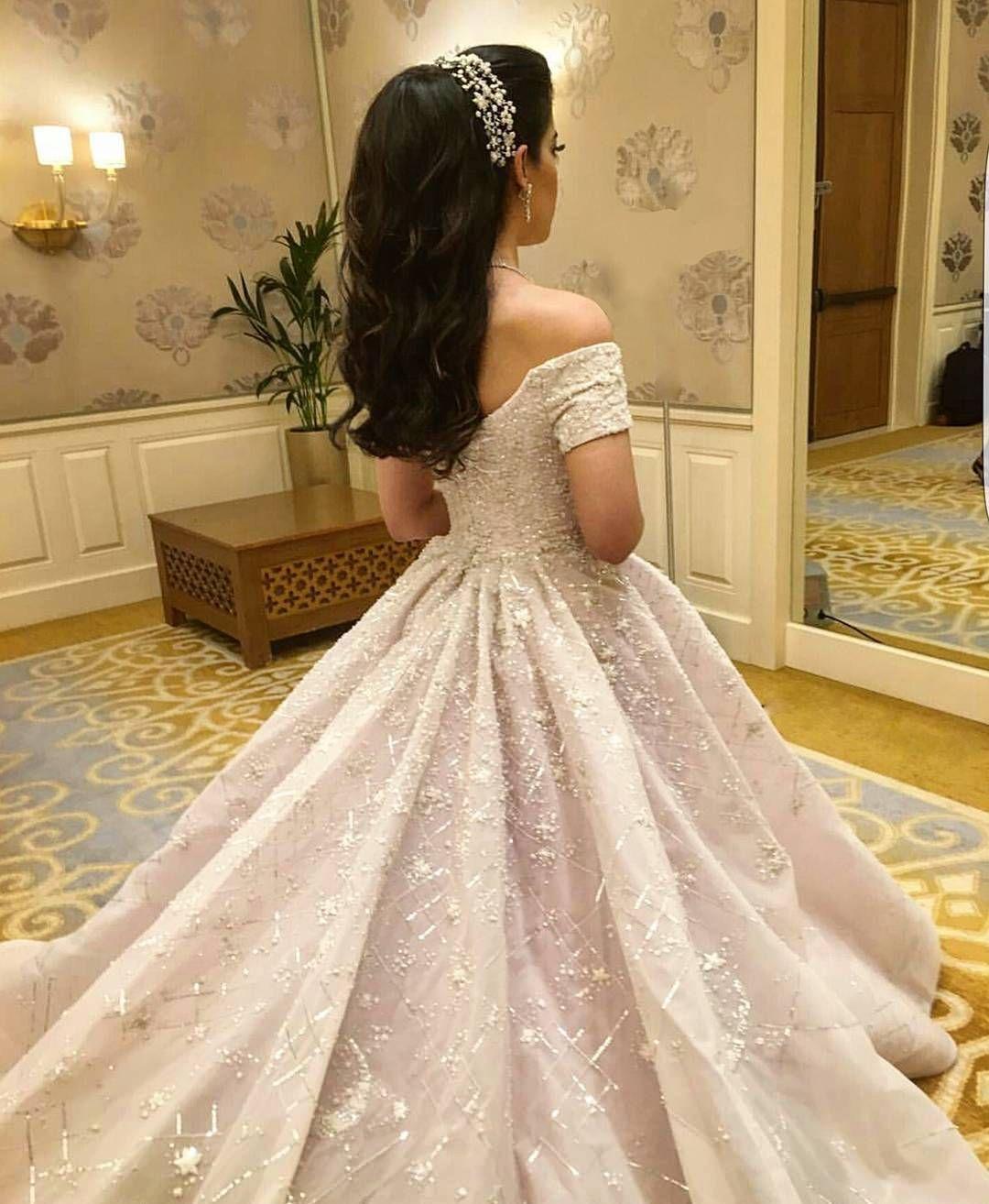 Rami Kadi Bride Wedding Dress Rami Kadi Ramikadi Hair