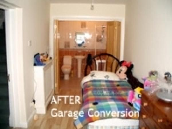 What We Don T Want Before And After Pictures Of Garage Conversion Google