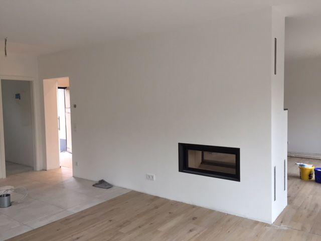 architekturkamin brunner oberfl che glattputz kreativofenbau pinterest wohnzimmer und h uschen. Black Bedroom Furniture Sets. Home Design Ideas