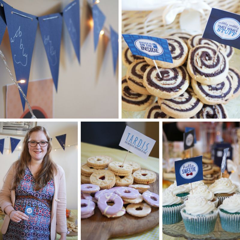 Pin By SarahAnn Lewis On Doctor Who Baby Shower