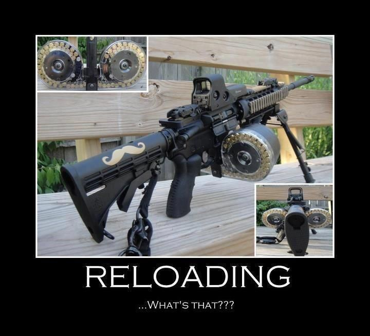 Reloading! What is That?
