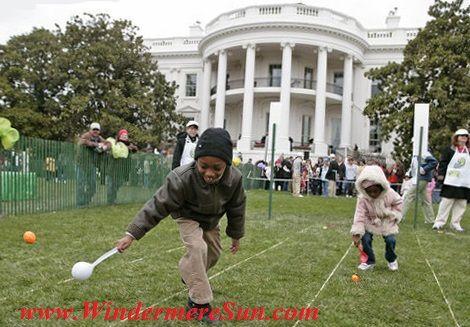 A Glimpse Into The Past Future Of White House Easter Egg Roll White House Easter Egg Egg Rolls Easter Eggs