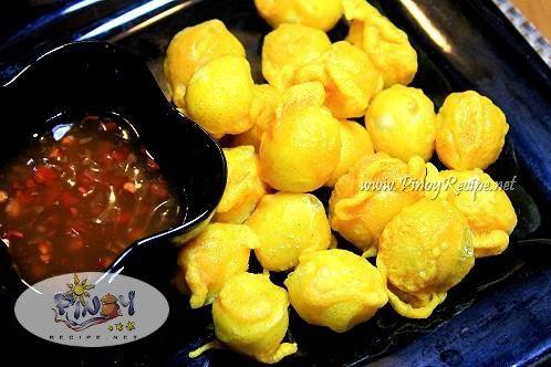 Kwek kwek recipe httppinoyrecipekwek kwek recipe kwek kwek recipe tukneneng a pinoy delicacy made of quail eggs and some orange batter forumfinder Image collections