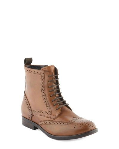 Chaussures Automne Femme Hiver Lacet Boots Boots WEI29YDH