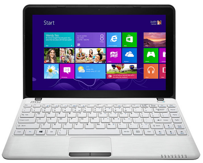 Msi S12t Windows 8 1 Amd Kabini Cpu Review Technology Writer Msi Amd Technology