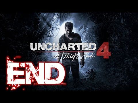 Uncharted 4: A Thief's End playthrough Epilogue