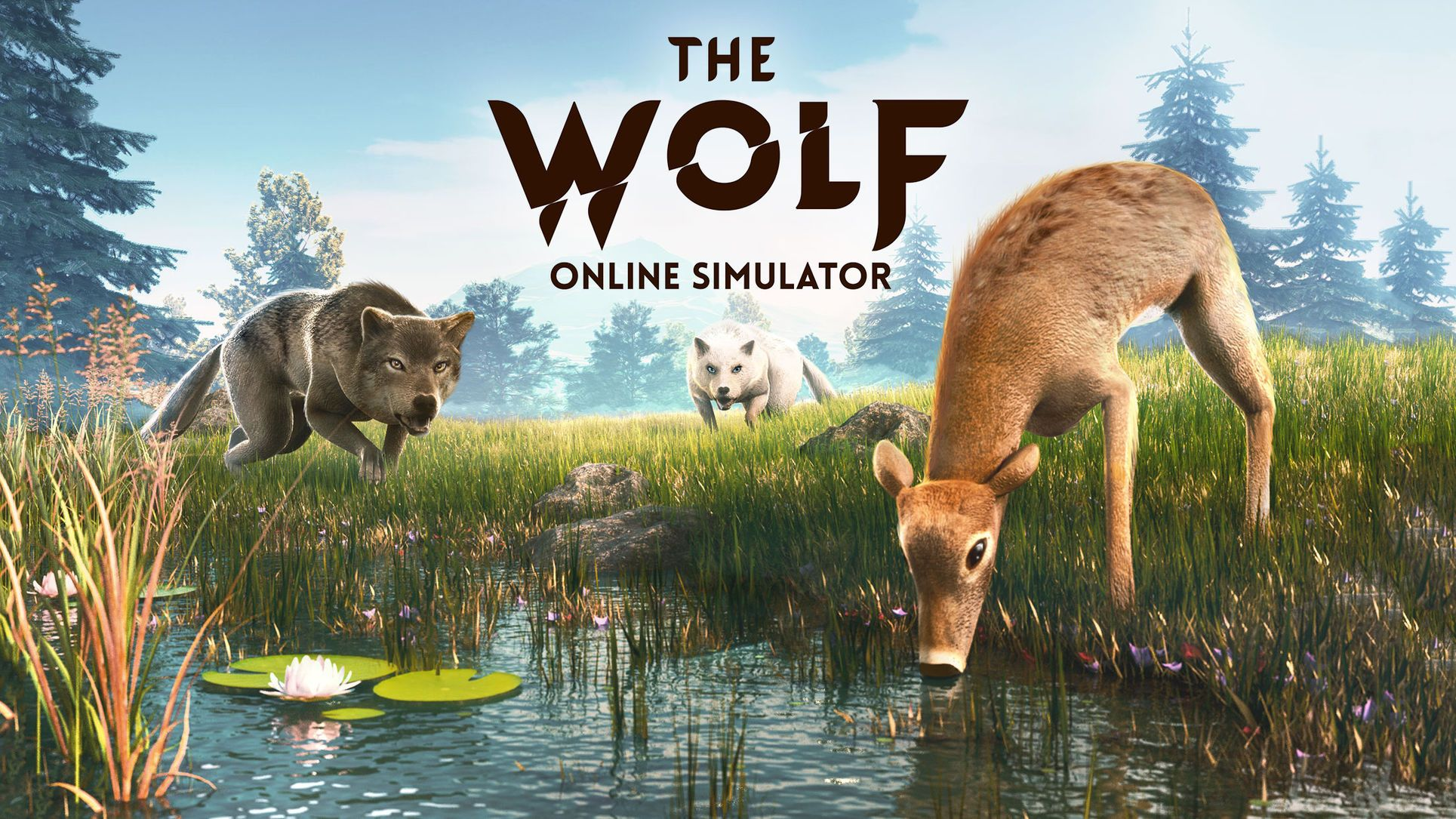 The Wolf Online RPG Simulator komspGamesRole The