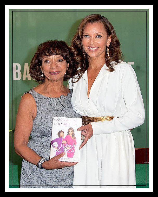 Helen Williams And Daughter Vanessa Williams The Other Helen