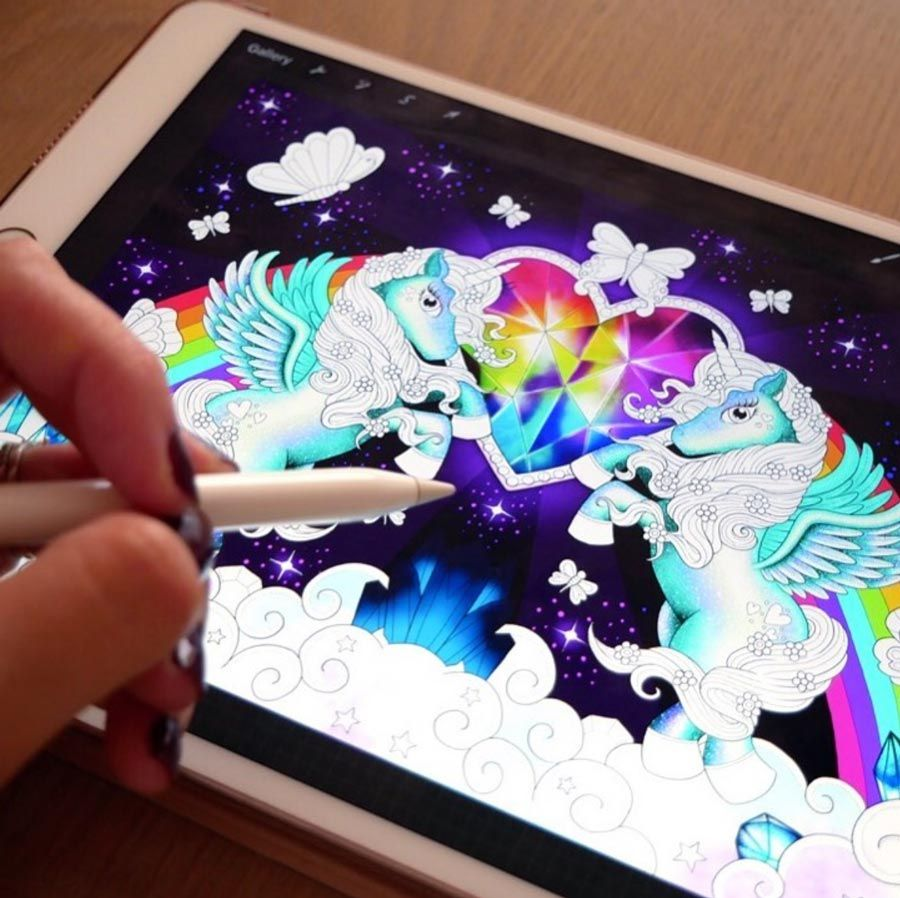 8 Reasons Why You Should Try Digital Colouring Coloring Apps Coloring Pages Printable Adult Coloring Pages