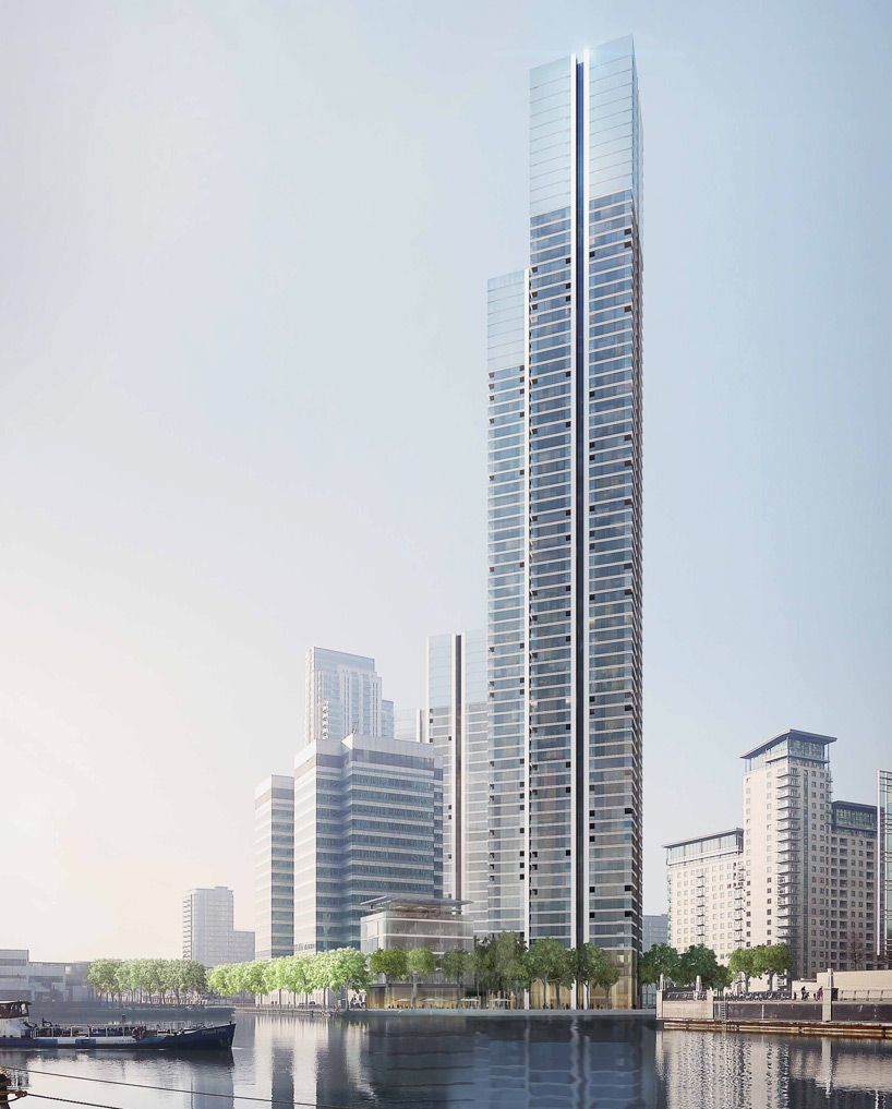 Light Tower Partners: Foster + Partners Plans 73-storey Residential Tower In