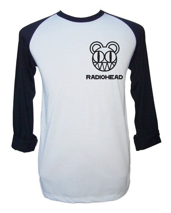12a6f470 Radiohead Shirt Radiohead Tshirt Rock Shirt Men T by NoFoolTee ...