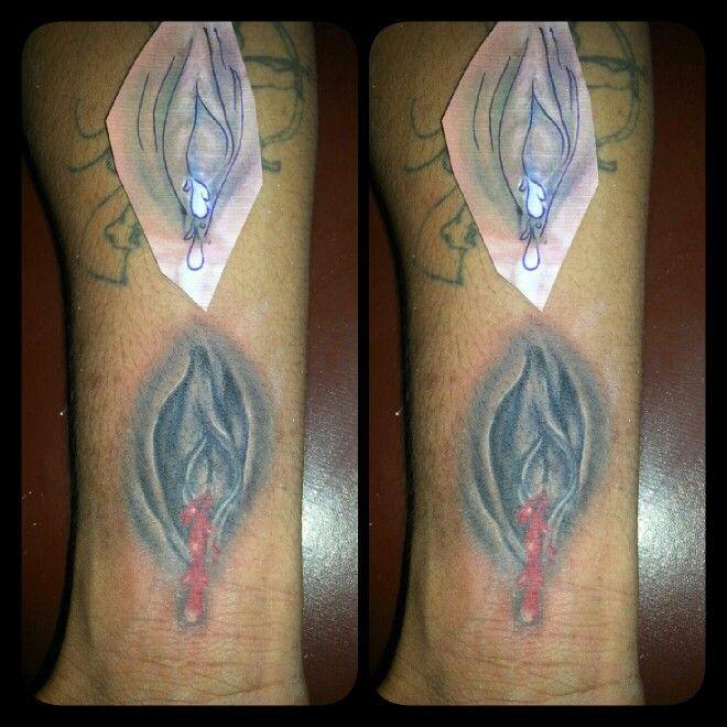 Kings tattoo ubud vagina tattoos kings tattoo ubud for Vag tattoo pictures