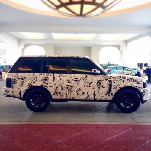 Range Rover Austin >> Austin S Range Rover Mahone Land Range Rover Austin Mahone