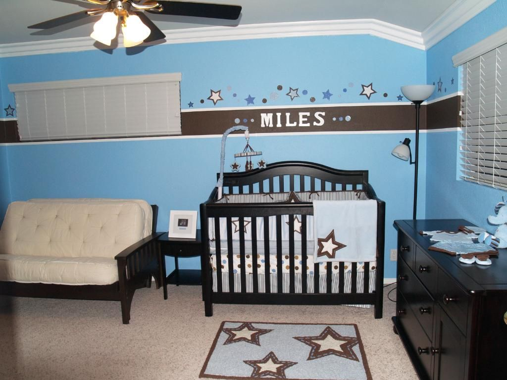 Design Nursery Ideas For Boys kids rooms marvelous baby nursery design idea with teal wall decorations large room decoration have wood beside horse swing and flower vase above laminate wooden floor