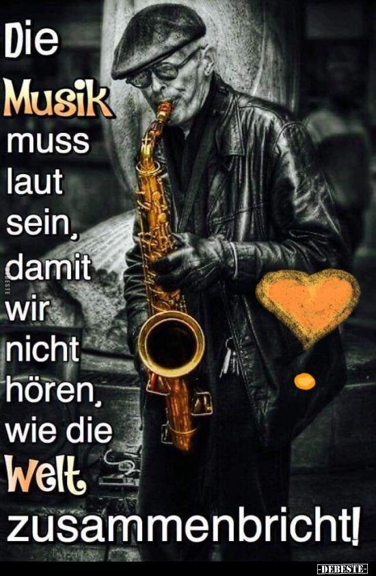 Wie Laut Darf Musik Sein