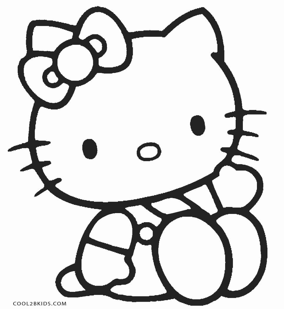 Coloring Pages Hello Kitty Jpg 965 1050 Kitty Coloring Hello