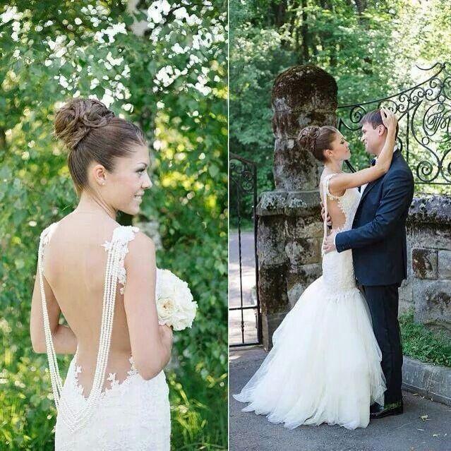 Stunning wedding dress from Galia Lahav Gaute Couture