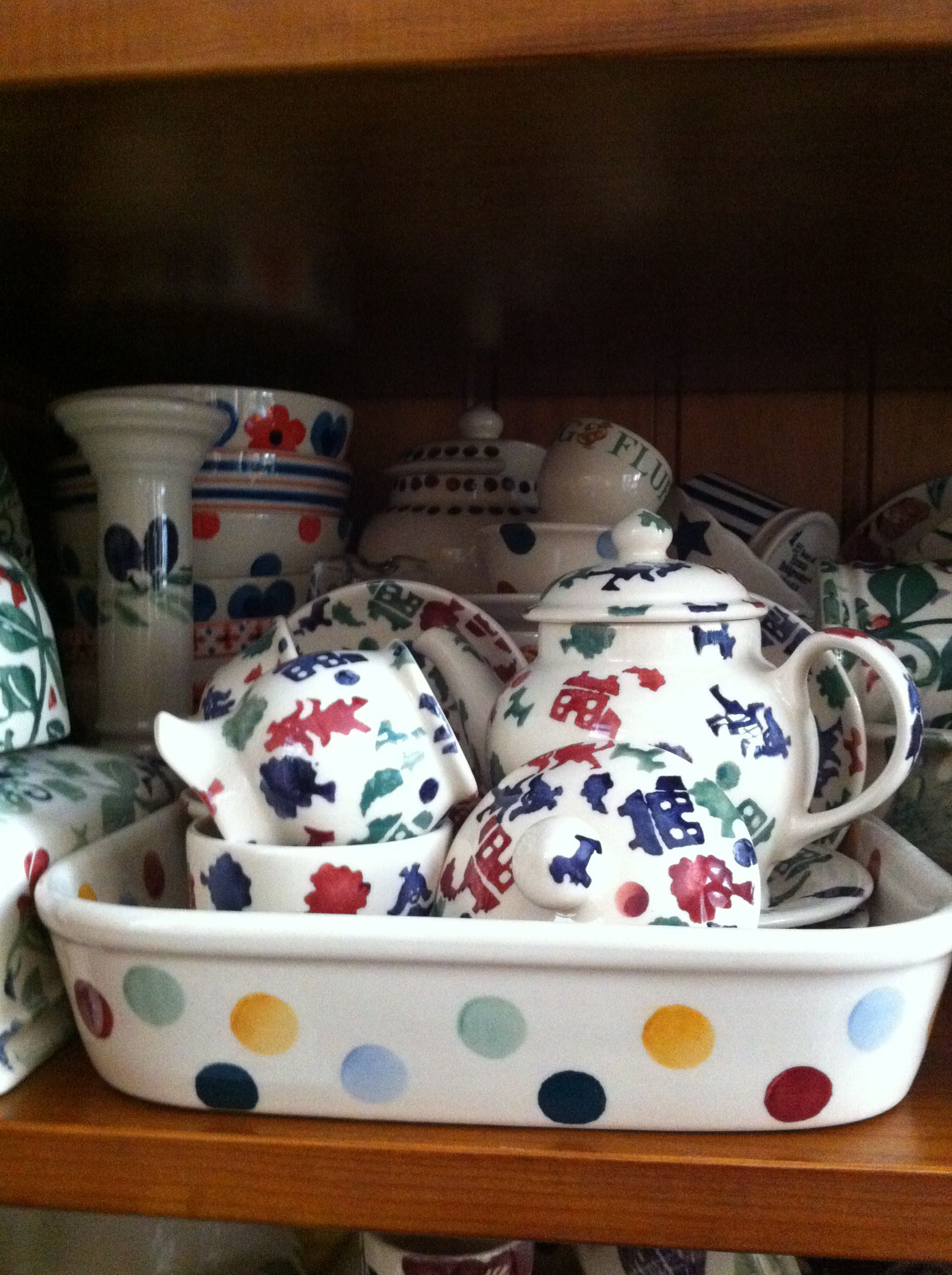 Emma Bridgewater Dollies set