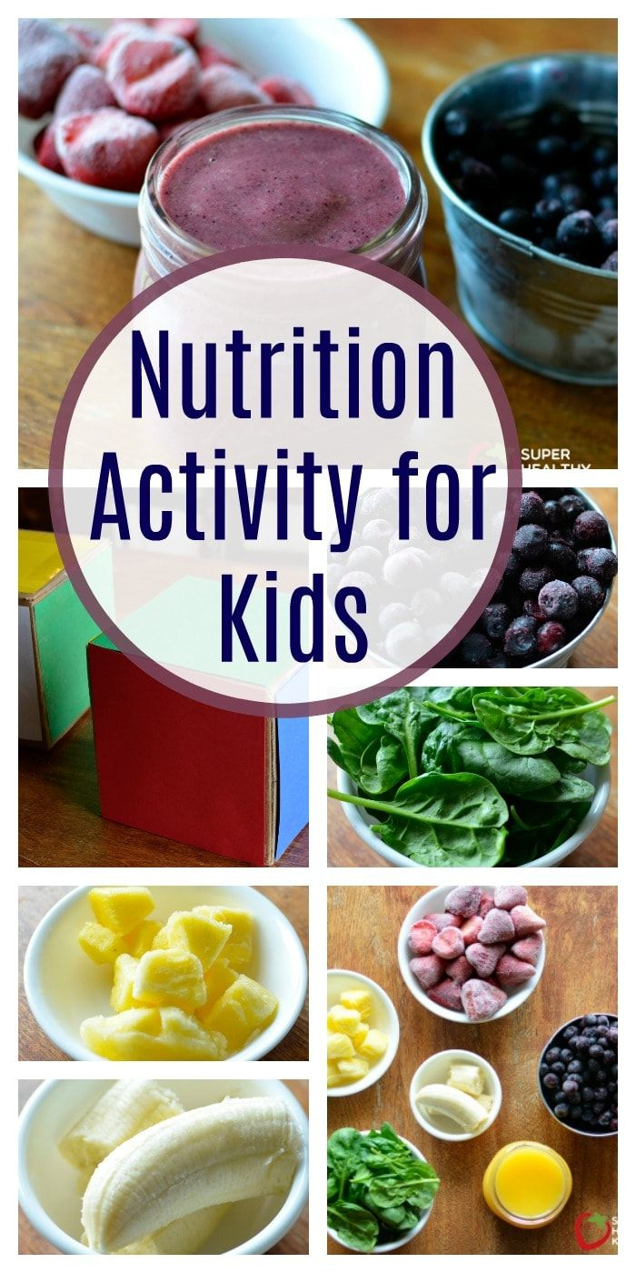 Over 600 kids wanted to drink this green smoothie after playing this game! #kidsnutrition