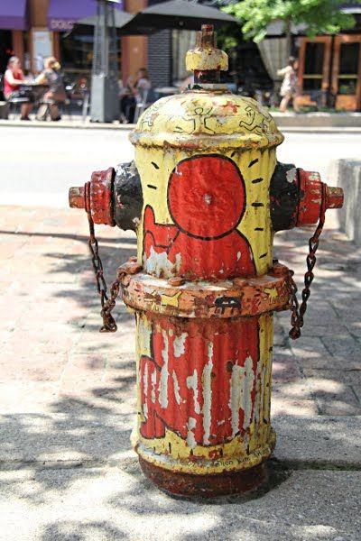 fire hydrant - Ann Arbor, MI