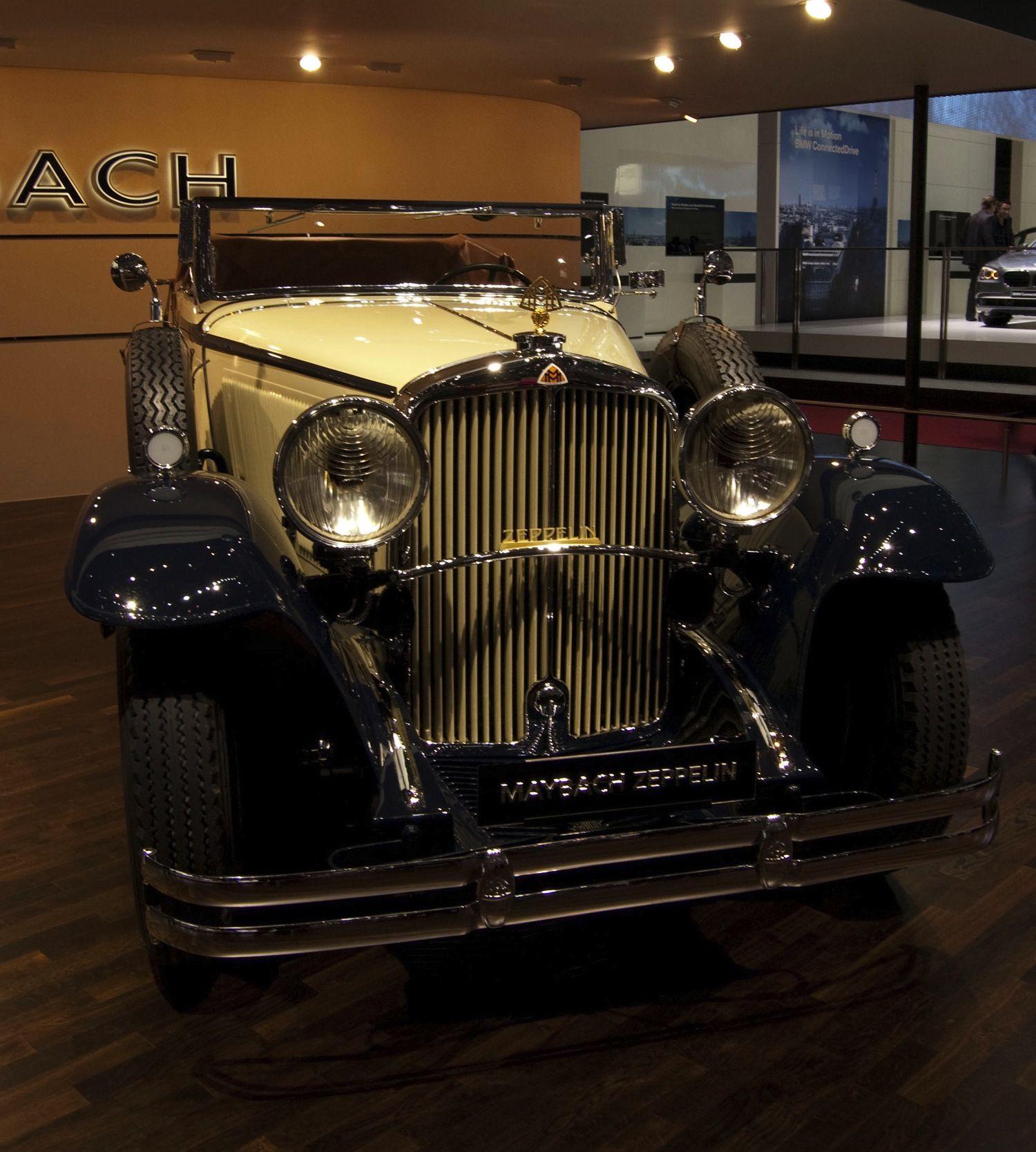 Maybach Car, Maybach, Luxury Car
