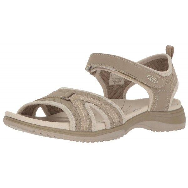 ddfc99982ec Dr. Scholl s Women s Daytime Flat Sandal - Frappe - CB12MXMZMUO
