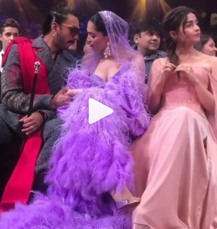 Beautiful Moments Best Dresses Awards Winners Direct From The Iifa 2019 Best Dressed Award Deepika Padukone Ranveer Singh
