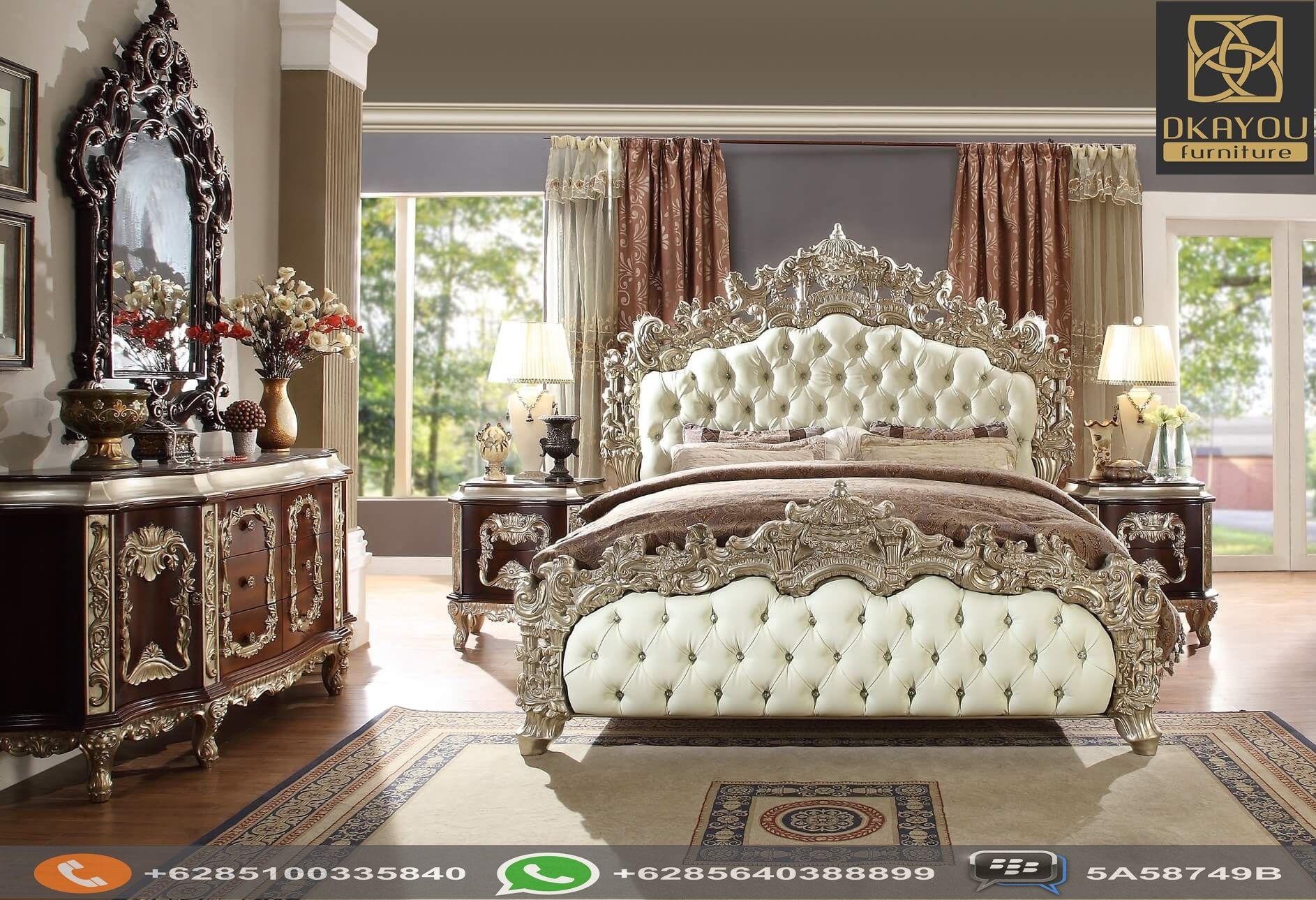 Set R Tidur Mewah Terbaru Cleopatra
