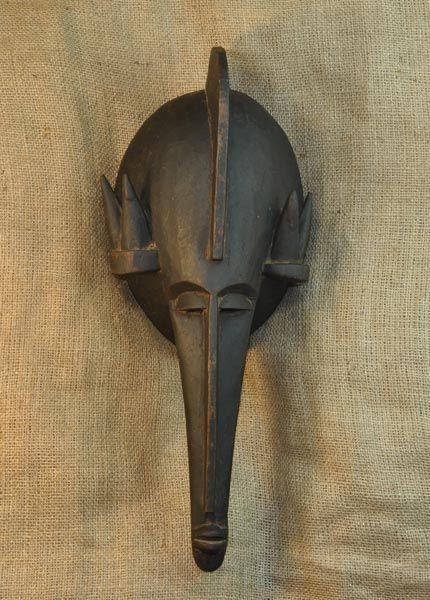 African Mask Bambara