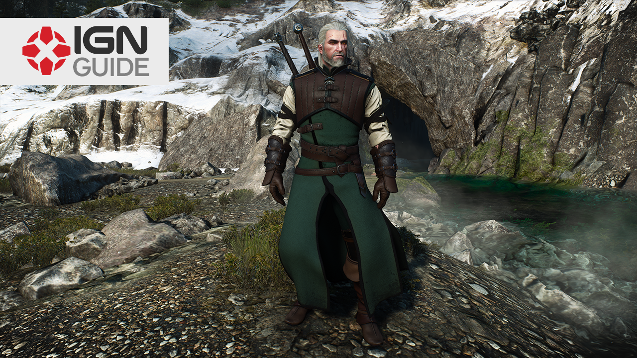 The Witcher 3 Walkthrough Witcher Gear Locations Ursine Gear Ign Shows You How To Find All The Diagrams For The Ursine G The Witcher 3 The Witcher Locations