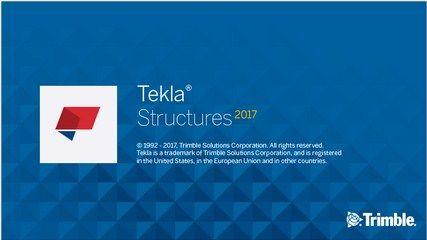 Tekla Structures v2017 SP4 (x64) Multilingual   Full
