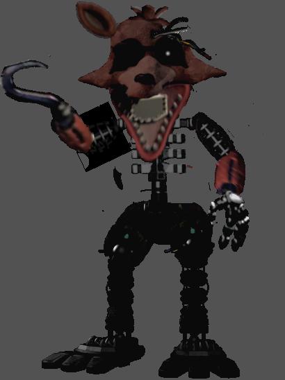 TJOC:R💀 | Video Games Amino |Ignited Foxy Full Body