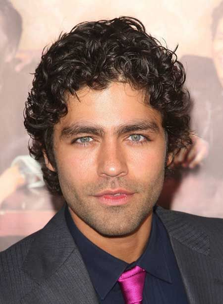 Pleasant 1000 Images About Men39S Haircuts For Curly Hair On Pinterest Hairstyles For Women Draintrainus
