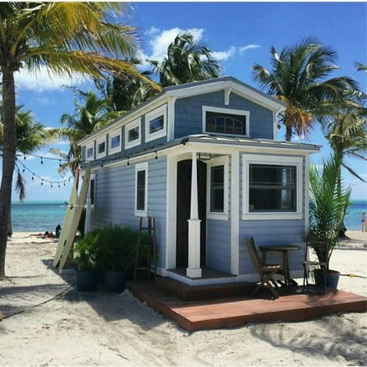 Key Biscayne Florida By Tiffany Tiny Home In 2020 Tiny Beach
