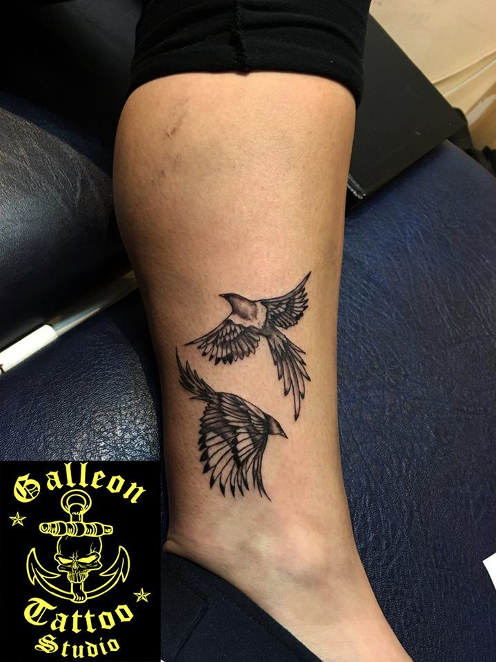 55 Cool Bird Tattoo Ideas That Are Truly In Vogue Birds Tattoo Little Bird Tattoos Bird Shoulder Tattoos