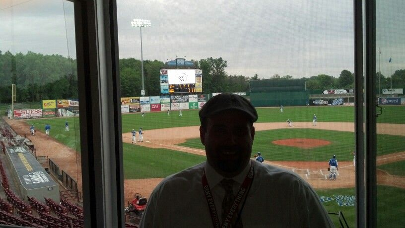 Time Warner Park in Appleton, Wisconsin. Sport event