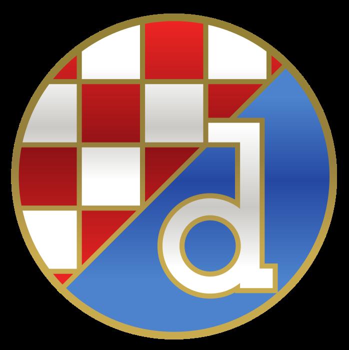 Gnk Dinamo Zagreb Croatia Prvahnl Gnk Dinamo Zagreb Champions League Logo Football Team Logos