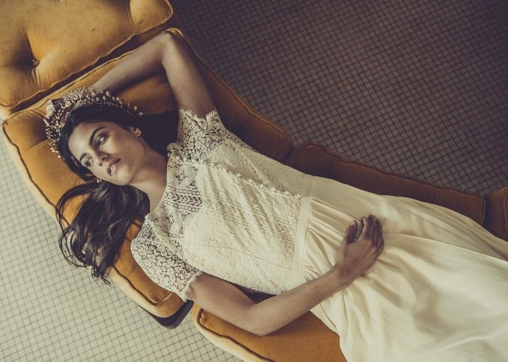 Laure de Sagazan - collection 2014-2015 - http://www.unbeaujour.fr/blog-mariage/laure-de-sagazan-collection-2014/