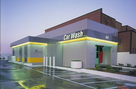 Car Wash S7 Super Service Station S7 Pinte