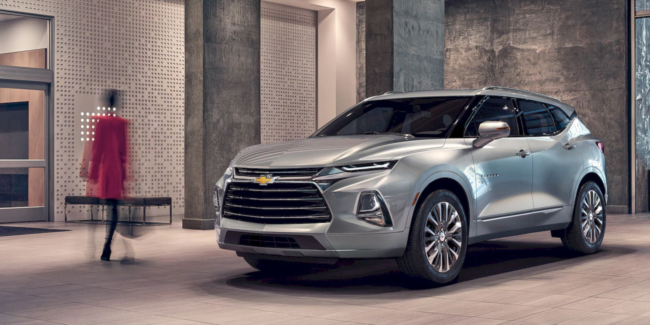 The All New Blazer By Chevrolet A Stylish Utility Vehicle In 2020 With Images Chevrolet Blazer Sporty Suv Chevrolet