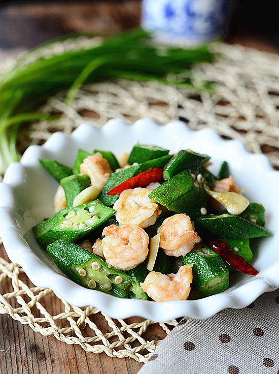 Shrimp okra gumbo shrimp okra gumbo recipe is very simple chinese shrimp okra gumbo shrimp okra gumbo recipe is very simple chinese food recipe the chinese like stir fry shrimp first then fried with ingredients again forumfinder Image collections